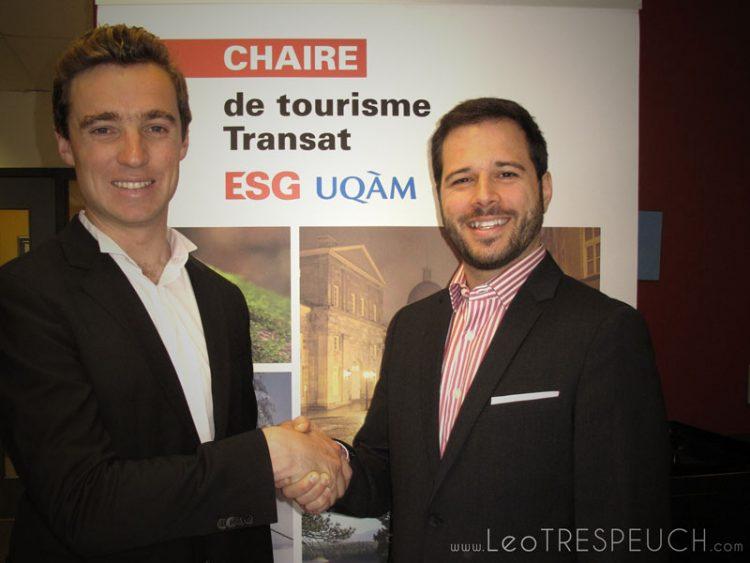 Chaire de Tourisme  Transat - ESG UQAM